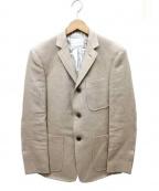 Black Fleece(ブラックフリース)の古着「3Bジャケット」|ベージュ