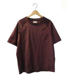 EN ROUTE(アンルート)の古着「ENRポケットプルオーバーシャツ」|パープル