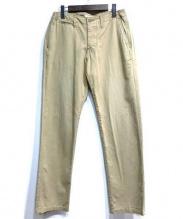 BRU NA BOINNE(ブルーナボイン)の古着「フェリシンチノパン」|ベージュ