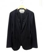 Casely-Hayford(ケイスリーヘイフォード)の古着「カットオフジャケット」|ブラック
