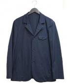 .efiLevol(エフィレボル)の古着「エルボーテープジャケット」|ネイビー