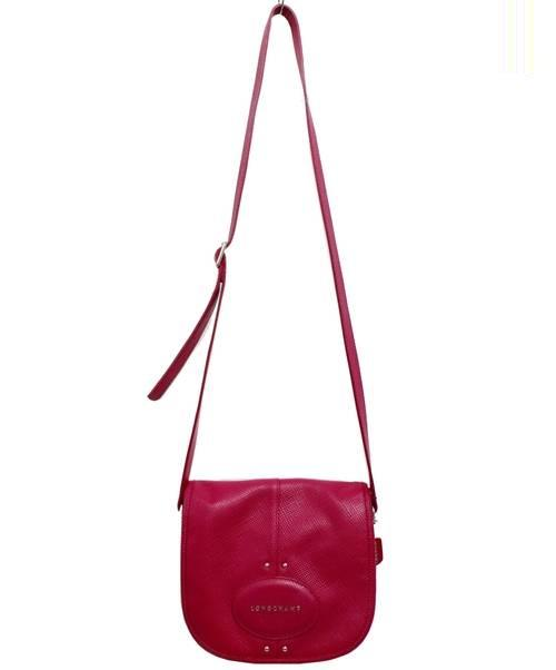 fa0874791444 中古・古着通販】LONGCHAMP (ロンシャン) ショルダーバッグ ピンク ...
