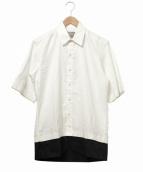 Casely-Hayford(ケイスリー ヘイフォード)の古着「レイヤードシャツ」