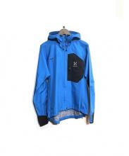 HAGLOFS(ボグロフス)の古着「エンドジャケット」 ブルー