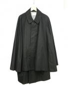 The FRANKLIN TAILORED(ザ・フランクリンティラード)の古着「Tombiコート」|ブラック