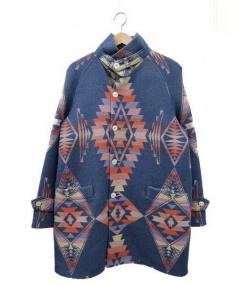 JELADO(ジェラード)の古着「セーラムコート」|インディゴ