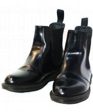 Dr.Martens(ト゛クターマーチン)の古着「サイドゴアブーツ」|ブラック