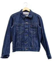 Engineered Garments(エンジニアードガーメンツ)の古着「デニムジャケット」|ネイビー