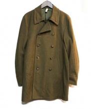 JOE SAN(ジョーサン)の古着「トレンチコート」|オリーブ