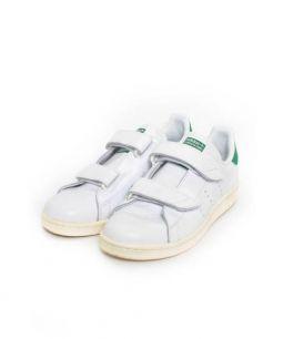 adidas(アディダス)の古着「ベルクロスニーカー」|ホワイト