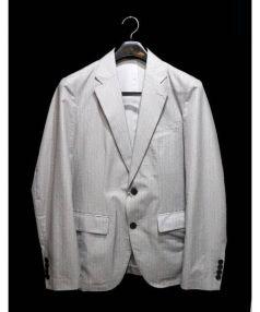junhashimoto(ジュンハシモト)の古着「ストレッチセットアップスーツ」|グレー