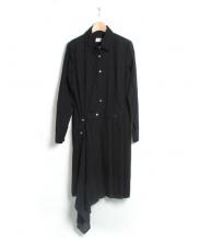 LUTZ(ルッツ)の古着「デザインワンピース」|ブラック