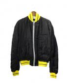 HAIDER ACKERMANN(ハイダーアッカーマン)の古着「ボンバージャケット」|ブラック