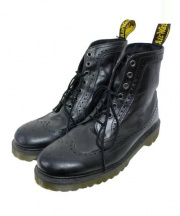 Dr.Martens(ドクターマーチン)の古着「Fitzroy 7 holes boots」|ブラック