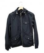 cape heights(ケープハイツ)の古着「レインジャケット」|ブラック