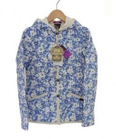 LAVENHAM(ラベンハム)の古着「キルティングジャケット」|ブルー