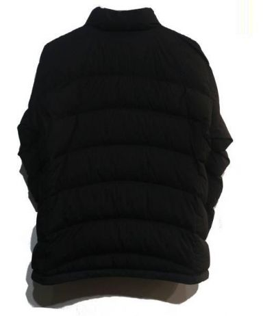 THE NORTH FACE(ザノースフェイス)の古着「REVERSIBLE VARSITY DOWN JACKET」|ネイビー