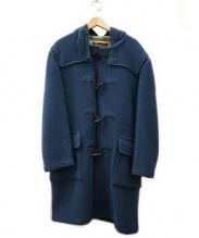 GLOVER ALL(グローバーオール)の古着「ダッフルコート」|ブルー