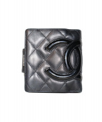 CHANEL(シャネル)の古着「2つ折り財布」