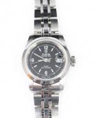 Tudor(チュードル)の古着「プリンセスデイト/腕時計」|ブラック
