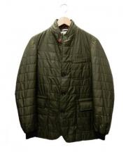 Oliver Spencer(オリバースペンサー)の古着「ラナークジャケット」|オリーブ