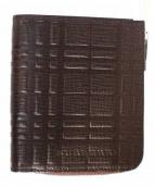 BURBERRY(バーバリー)の古着「キーケース付き3つ折り財布」|ブラウン