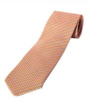 HERMES(エルメス)の古着「ネクタイ」|オレンジ