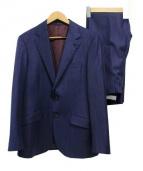 MENS BIGI(メンズビギ)の古着「2Bスーツ」|ネイビー