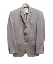 Thom Browne(トムブラウン)の古着「3Bジャケット」 ライトグレー