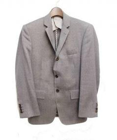 Thom Browne(トムブラウン)の古着「3Bジャケット」|ライトグレー