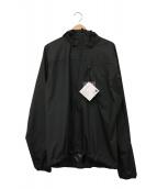 HAGLOFS(ホグロフス)の古着「SHIELD HOOD」|ブラック