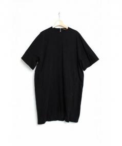 Drawer(ドゥロワー)の古着「バックジップワンピース」|ブラック
