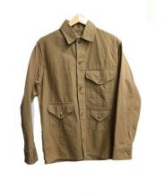 POST OALLS(ポストオーバーオールズ)の古着「カバーオール」|ベージュ