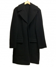Rags McGREGOR(ラグス マクレガー)の古着「チェスターコート」|ブラック