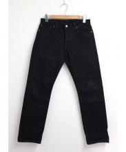 RRL(ダブルアールエル)の古着「加工ブラックデニム」|ブラック