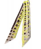 HERMES(エルメス/スカーフ)の古着「フォーブル24/ツイリースカーフ」