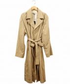 Loungedress(ラウンジドレス)の古着「ドッキングロングコート」