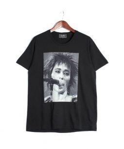 AMPLIFIRE(アンプリファイア)の古着「忌野清志郎フォトTシャツ」|BLACK