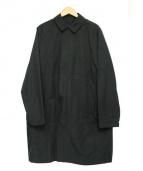 Admiral×ORIHICA(アドミラル オリヒカ)の古着「Soutien Collar Coat」|ブラック