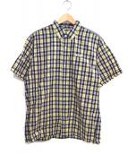 eYe COMME des GARCONS JUNYAWATANABE MAN(アイ コムデギャルソン ジュンヤワタナベマン)の古着「チェックシャツ」