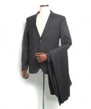 NEIL BARRETT(ニール・バレット)の古着「セットアップスーツ」 グレー