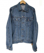 APC(アーペーセー)の古着「デニムジャケット」 ブルー