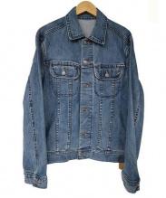 APC(アーペーセー)の古着「デニムジャケット」|ブルー