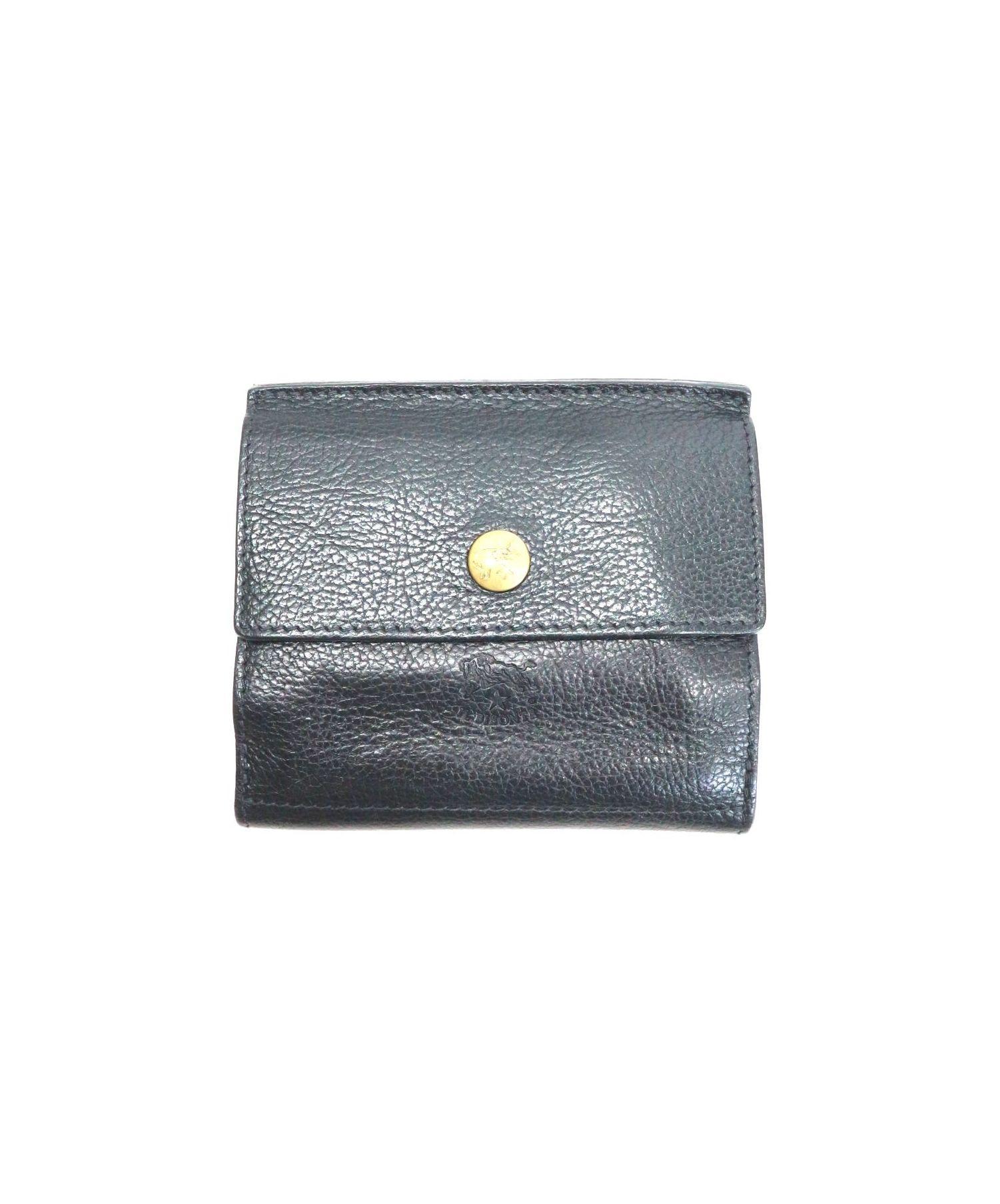 3719b3e19916 中古・古着通販】IL BISONTE (イルビゾンテ) 2つ折り財布|古着通販 ...
