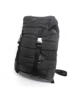 POLO RALPH LAUREN(ポロ ラルフローレン)の古着「バックパック」 ブラック