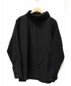 DISCOVERED(ディスカバード)の古着「ハイネックシャツ」|ブラック