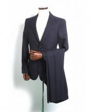 GIORGIO ARMANI(ジョルジオ アルマーニ)の古着「2Bスーツ」|ネイビー