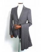 GIORGIO ARMANI(ジョルジオ アルマーニ)の古着「2Bスーツ」|グレー