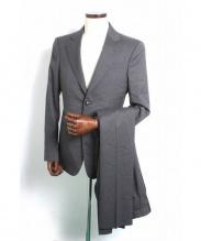 GIORGIO ARMANI(ジョルジオ アルマーニ)の古着「2Bスーツ」 グレー
