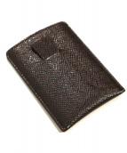 LOUIS VUITTON(ルイヴィトン)の古着「カードケース」|バーガンディー